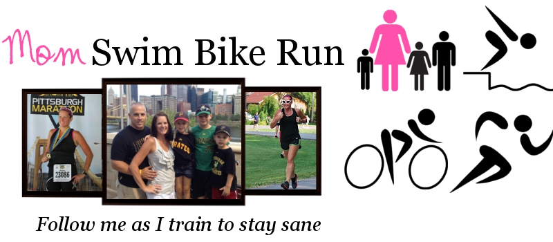 Mom Swim Bike Run